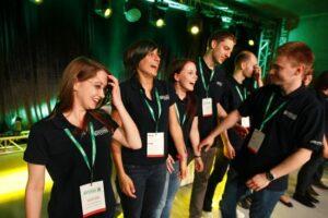 Uniwersytet Betonu: konkurs zespołowy wygrali studenci Politechniki Warszawskiej
