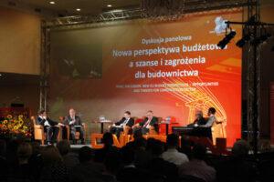"""Debata """"Nowa perspektywa budżetowa a szanse i zagrożenia dla budownictwa"""""""