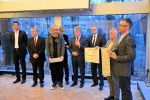 Brama Poznania i Biblioteka Raczyńskich nagrodzone w XVIII edycji Konkursu Polski Cement w Architekturze