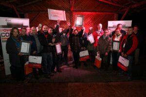 Zespół CT BETOTECH zwycięzcą konkursu Power Concrete 2016