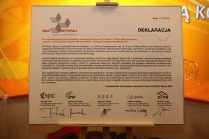 5 branżowych stowarzyszeń zadeklarowało wsparcie budownictwa mieszkaniowego