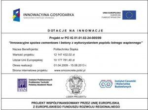 Politechnika Śląska, PAN oraz ICIMB prowadzą projekt badawczy dofinansowany z funduszy UE