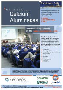Konferencja na temat cementów glinowo-wapniowych