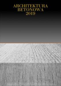 Konkurs Architektura Betonowa 2019