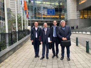 W Parlamencie Europejskim o przyszłości polskiej i europejskiej branży cementowej