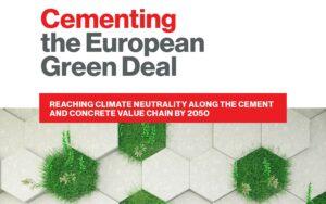 CEMBUREAU Roadmap 2020-2050. Ograniczenie emisji CO2 o ok. 40% na koniec dekady